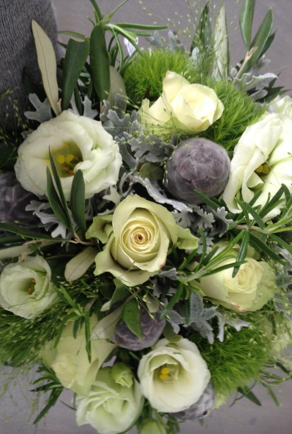 Bruidswerk - bruidsboeket